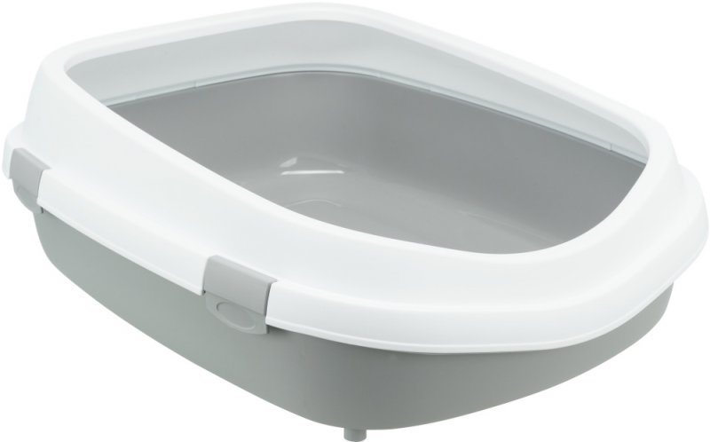WC PRIMO XL ŠEDO/bílé 56x25x71cm