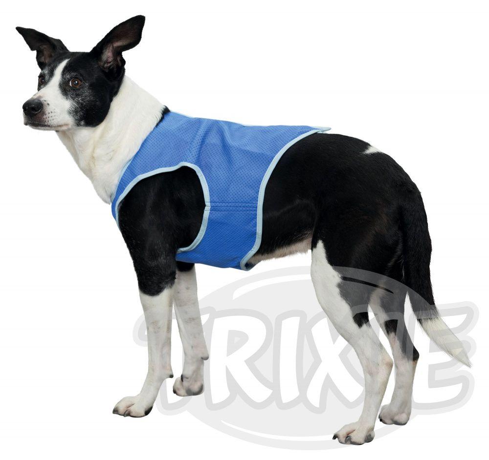 Trixie  dog chladící vesta L - do 85cm