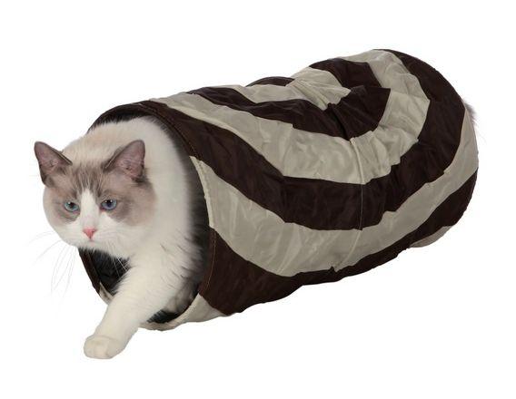 Tunel pro kočky Crunch 20/50 cm