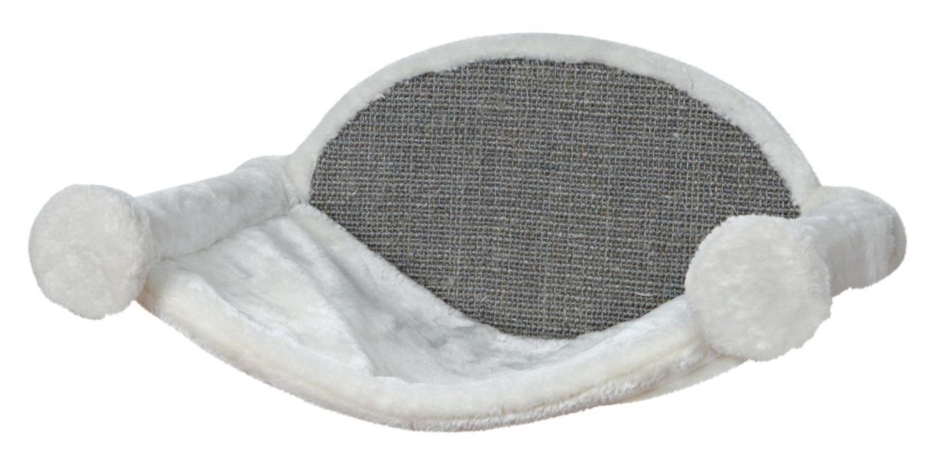Pelíšek závěsné plyš. Llůžko na stěnu 54x28x33cm