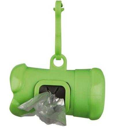 Plastový zásobník na sáčky Kost 1ks
