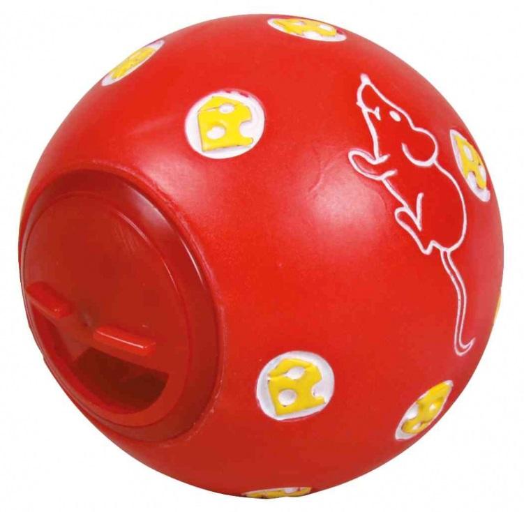 Míč na pamlsky Snack Ball pro kočky 7cm