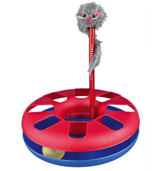 Bláznivý kruh s myší