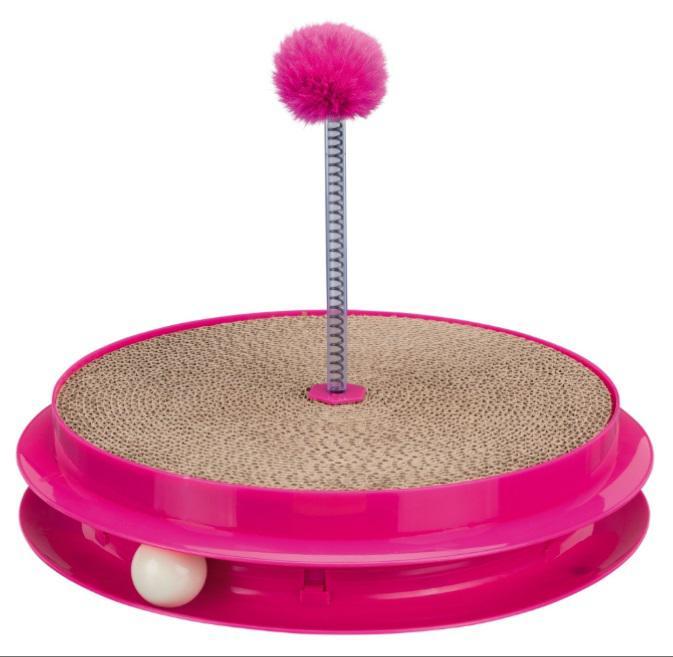 Kruh s kuličkou hračkou 35cm