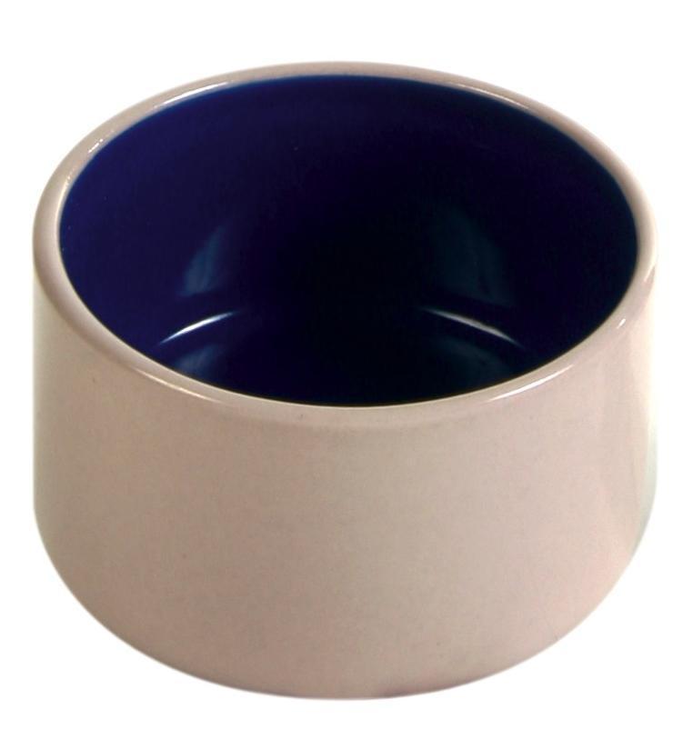 Miska hlodavci keramická modro/béžová (trixie)