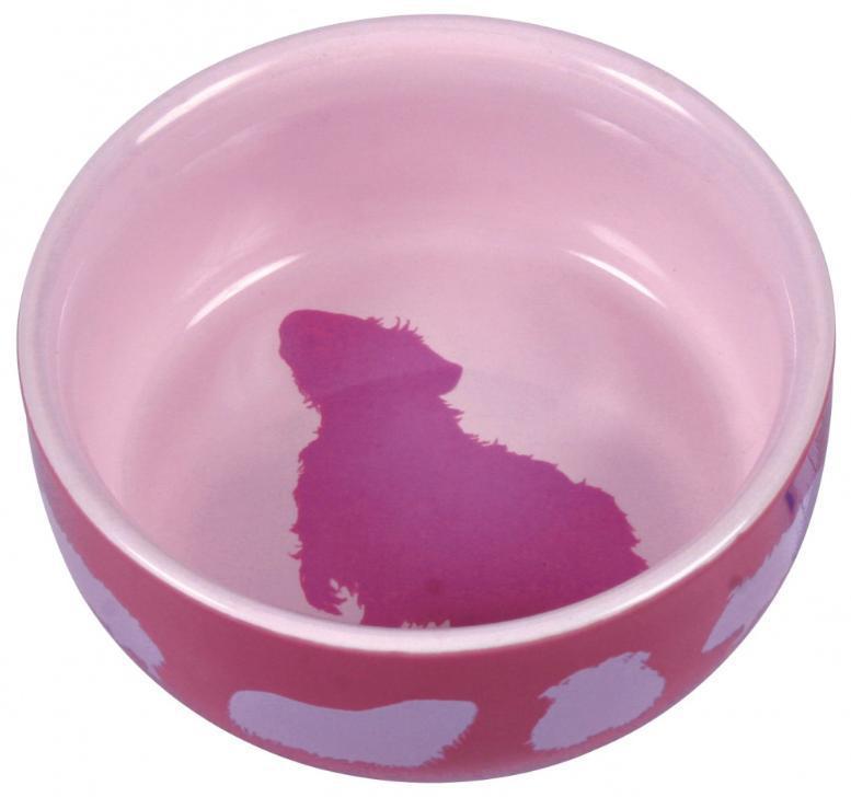 Miska keramická pro morčata barevná (trixie) 250 ml