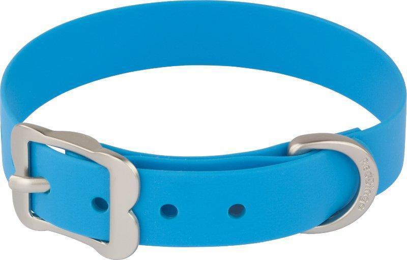 Obojek RD VIVID modré 2,5/48-58cm