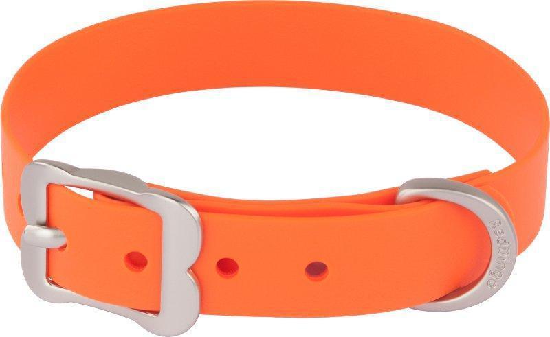 Obojek RD VIVID oranžové 2,5/48-58cm