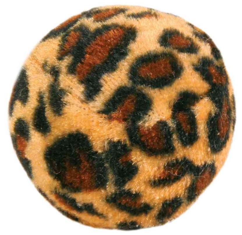 Míčky s leopardím motivem