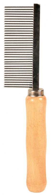 Hřeben England dřevěný/střední 18,5 cm